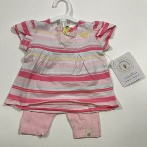 Baby girl 2 piece outfit